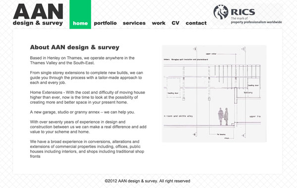 AAN Design And Survey
